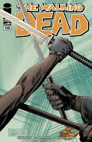 The Walking Dead 110: the comic