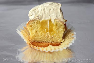 cupcake, muffin, crema al burro,uva fragola, uva americana