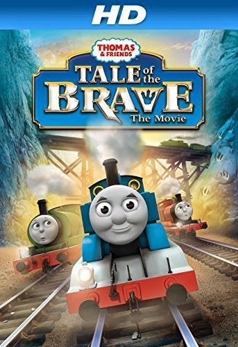 Thomas & Friends: Tale of the Brave (2014) BluRay 720p BRRip 300MB