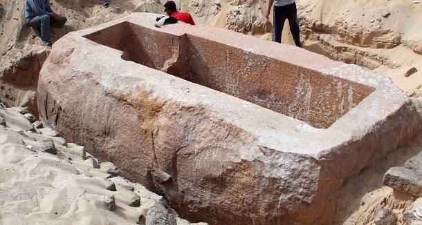 Túmulo do faraó Sobekhotep I descoberto em Abydos