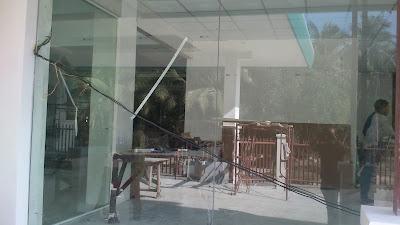 Mendero Medical Center main lobby