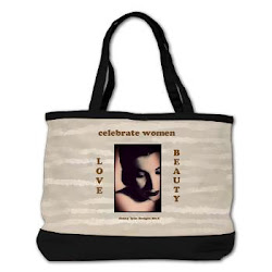 Celebrate Women Love Beauty Shoulder Bag
