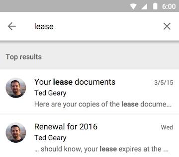 Google desktop not searching emails