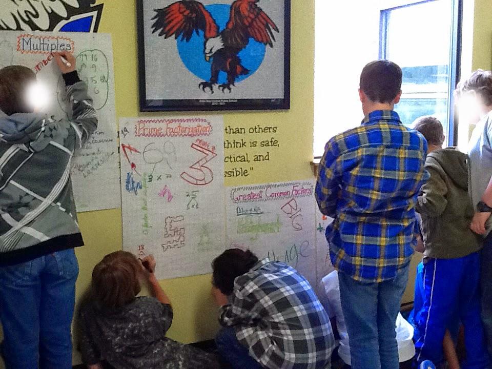 Runde's Room: Graffiti in Math Class