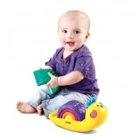 Buy Fisher Price Rainbow Snail Stacker at Rs 324 : Buytoearn