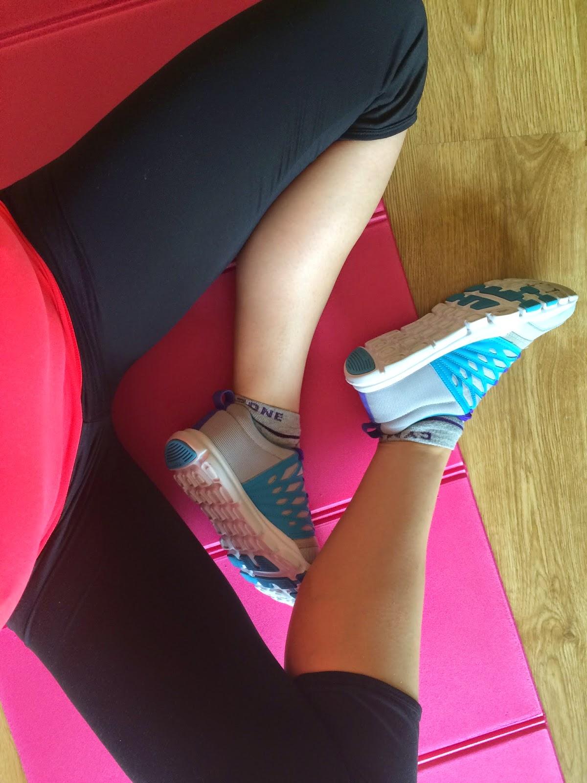 Pilates, tabata w domu