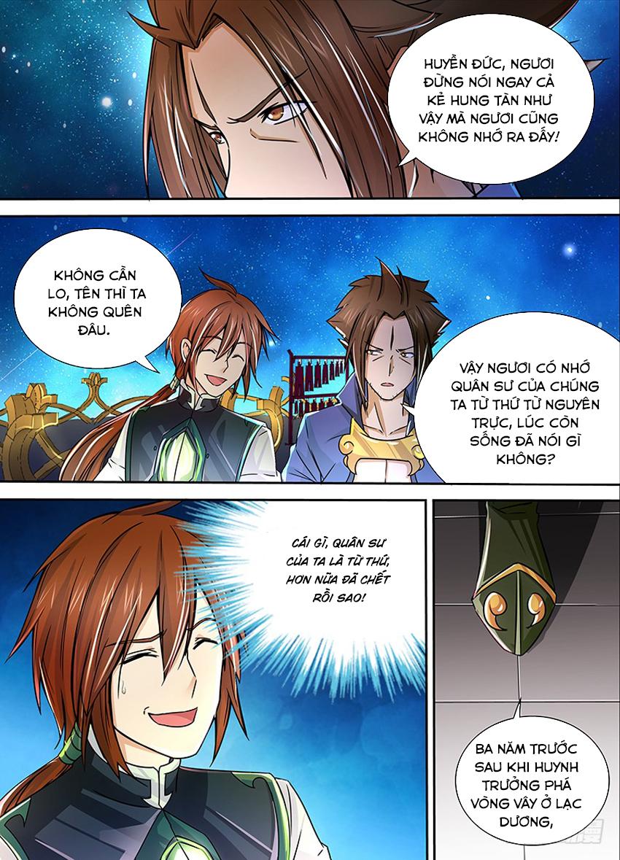 Thiên Cơ Tam Quốc chap 6 - Trang 5