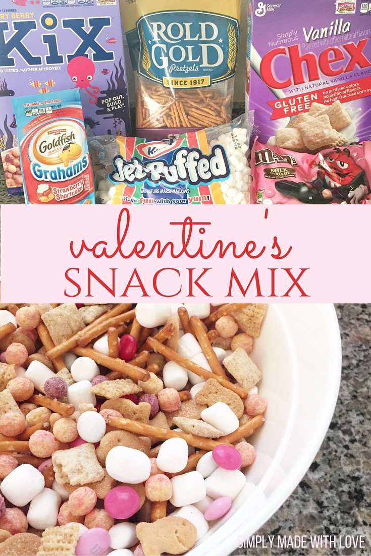 ... Can Also Package The Snack Mix In A Cute Jar With A Tag And Youu0027re Good  To Gift. Lots Of Possibilities, Just A Few Ingredients And Some Happy  Littles.