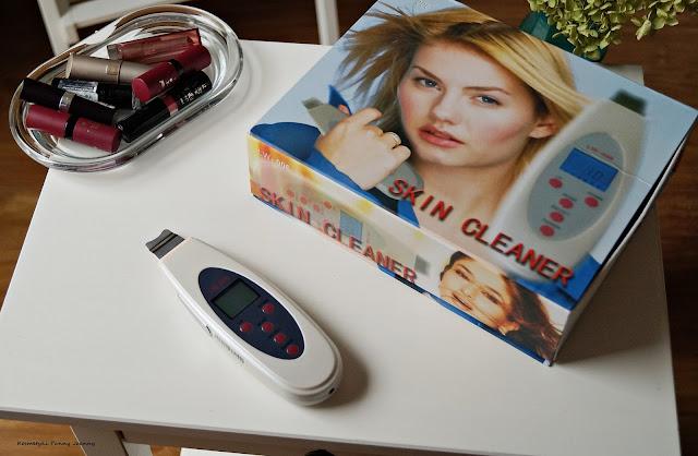 peeling kawitacyjny | peeling kawitacyjny w domu | urządzenie do peelingu kawitacyjnego stosowane w domu