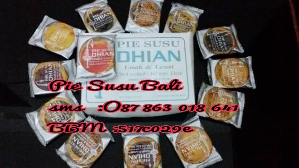 Distributor Pie Susu Dhian Bali