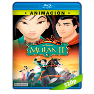 Mulan 2 (2004) BRRip 720p Audio Dual Latino-Ingles