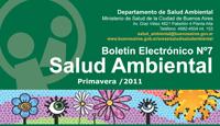 Boletín Primavera 2011