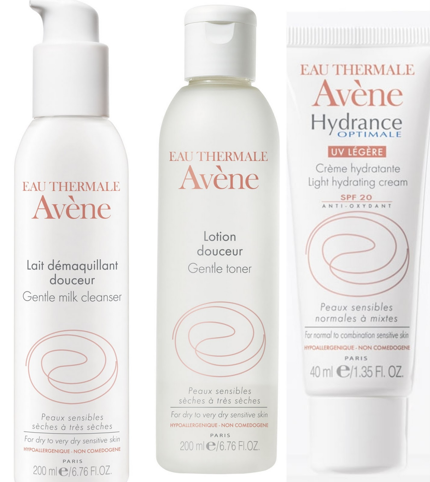 Beauty Passionista Avene Skincare Giveaway
