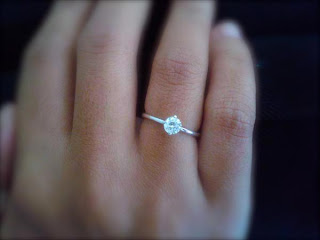 My Engagement Ring by Meicel Jewelry