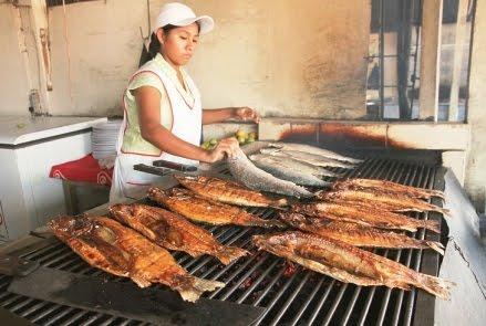 Mira bolivia foro consumo de pescado en bolivia for Criadero de pescado