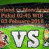 Agen Bola - N2bet.com | Sunderland vs Manchester City 03-Febuary-2016