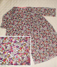 Baju Kurung kanak-kanak (English cotton)