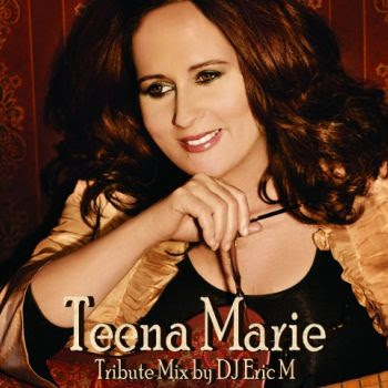 DJ Eric M - Teena Marie Tribute Mix