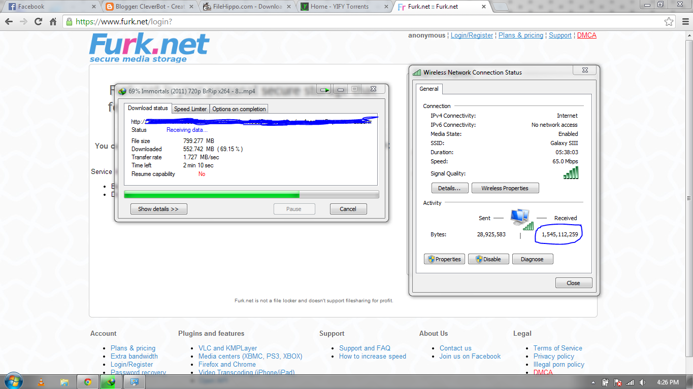 Reliance 3G Trick With 21MBps Superfast Speed [ Cleverbot ...