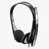 Headset from Lazada
