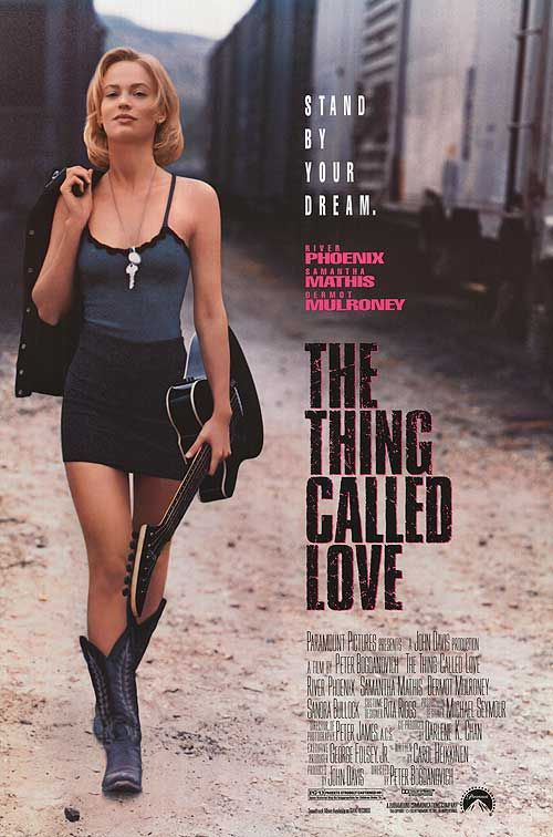 The Thing Called Love (1993) Audio Latino Web-Dl 720p Dual