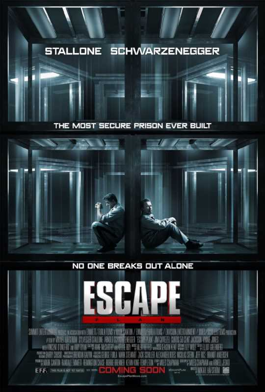 Escape Plan 2013 720p Esub BluRay  Dual Audio English Hindi GOPISAHI