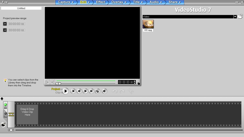 Ulead Video Studio 11 Free Download