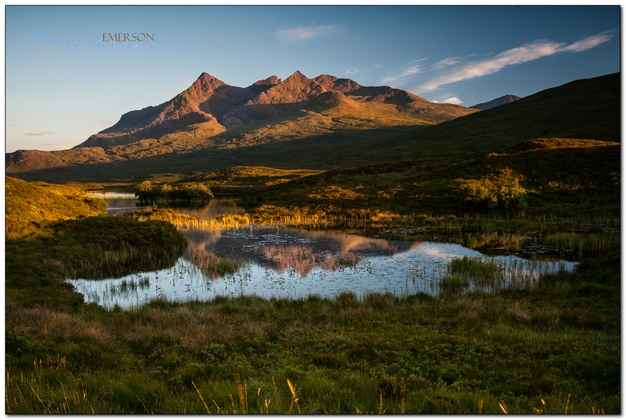 Skye landscape photography by jamie emerson