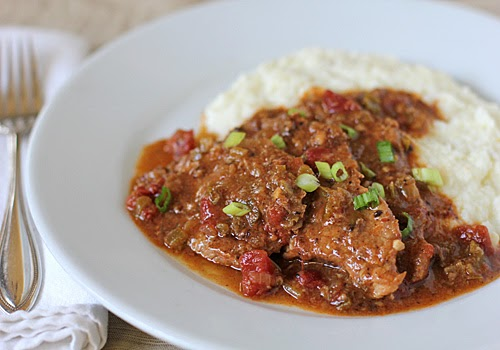 The Galley Gourmet: Grillades and Grits