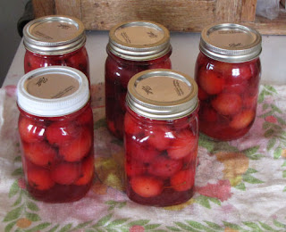 crabapple pickles