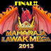 Live Streaming Maharaja Lawak Mega 2013 Final Minggu 13