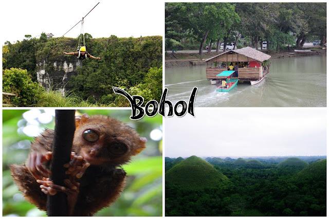 bohol travel