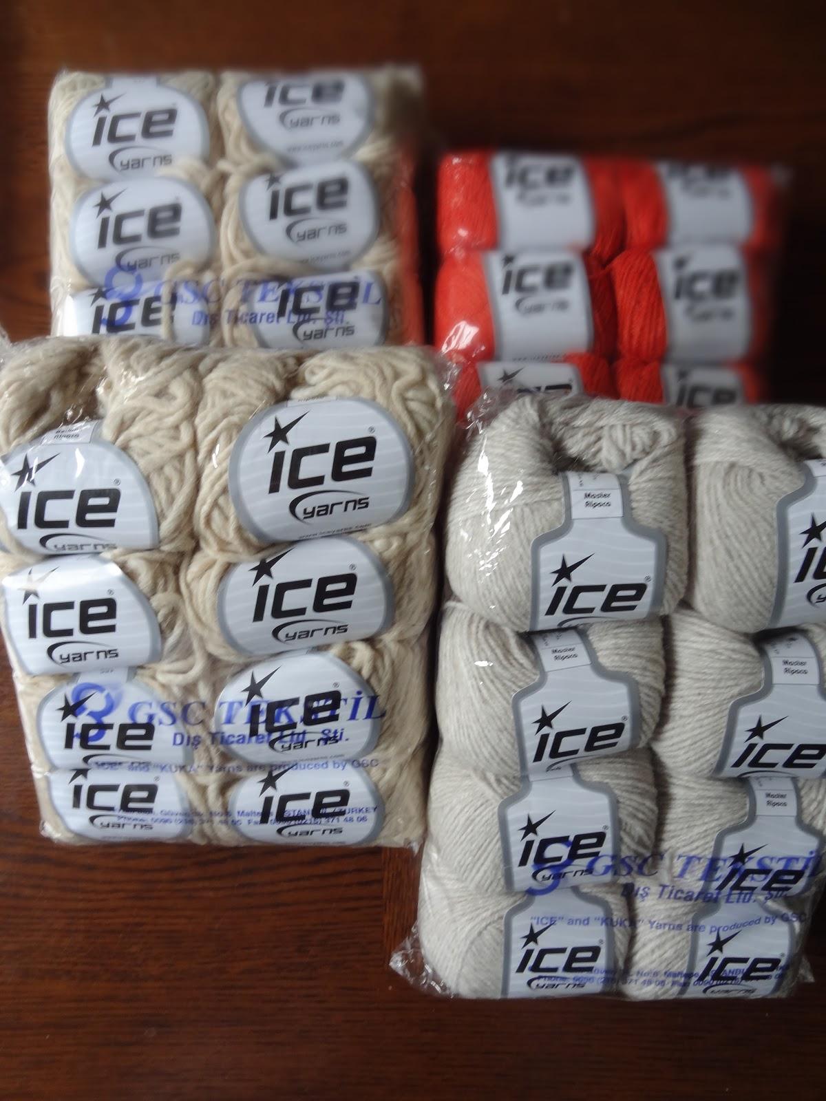 Comment tricoter laine ice yarns - Laine pas chere en ligne ...