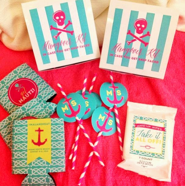 Nautical Bachelorette