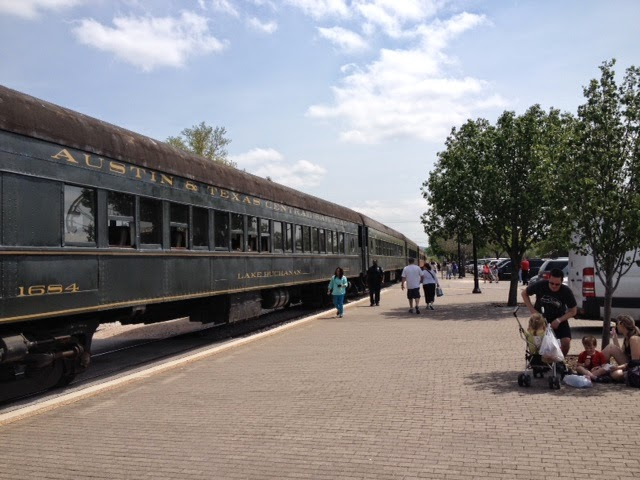 texas hill country flyer train