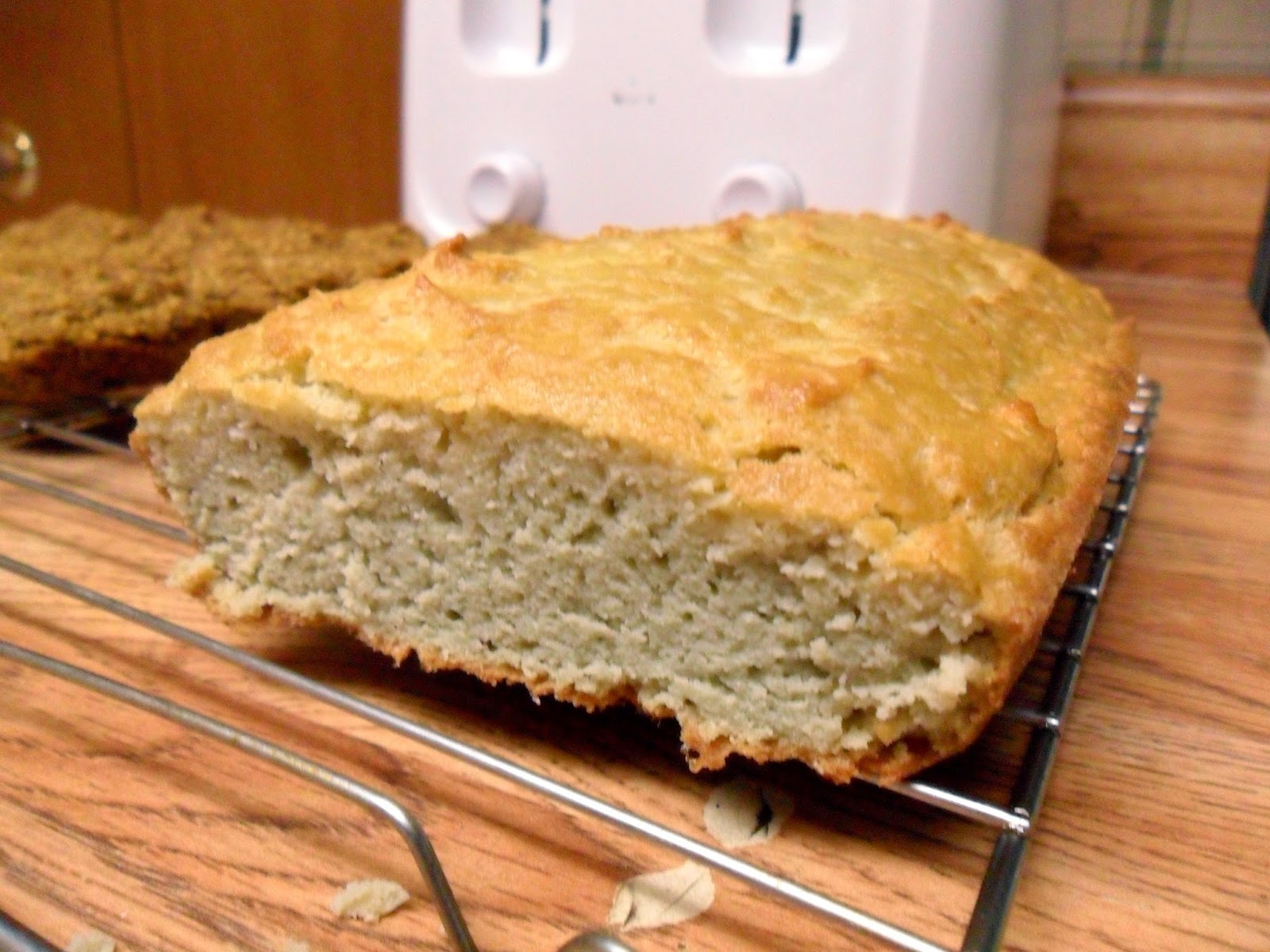 Coconut Flour Bread from Hungry Gator Gal