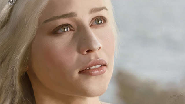 Daenerys Targaryen photoshop