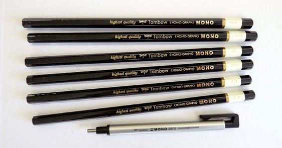 Tombow pencil Essay
