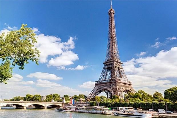 Eyfel Kulesi Paris, Fransa