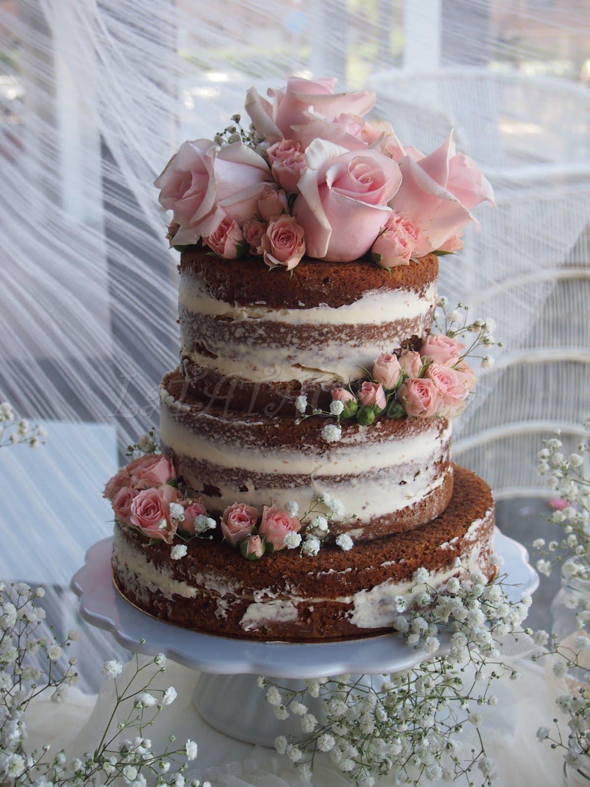 TARTAS NAKED CAKE