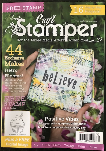 Published in Craft Stamper Magazine.