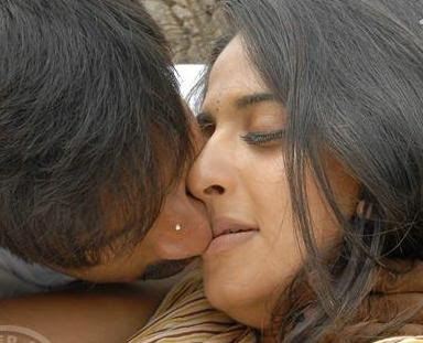 Anushka Lip Lock Kissing Scene Pics