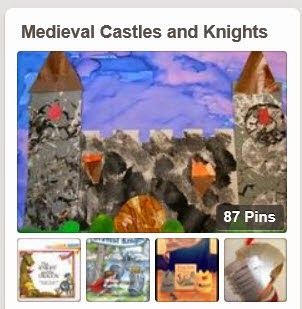 http://www.pinterest.com/thebeezyteacher/medieval-castles-and-knights/