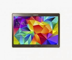 Indiatimes: Buy Samsung Tab S Wi-Fi and 4G 16 GB – T805 N at Rs.25780