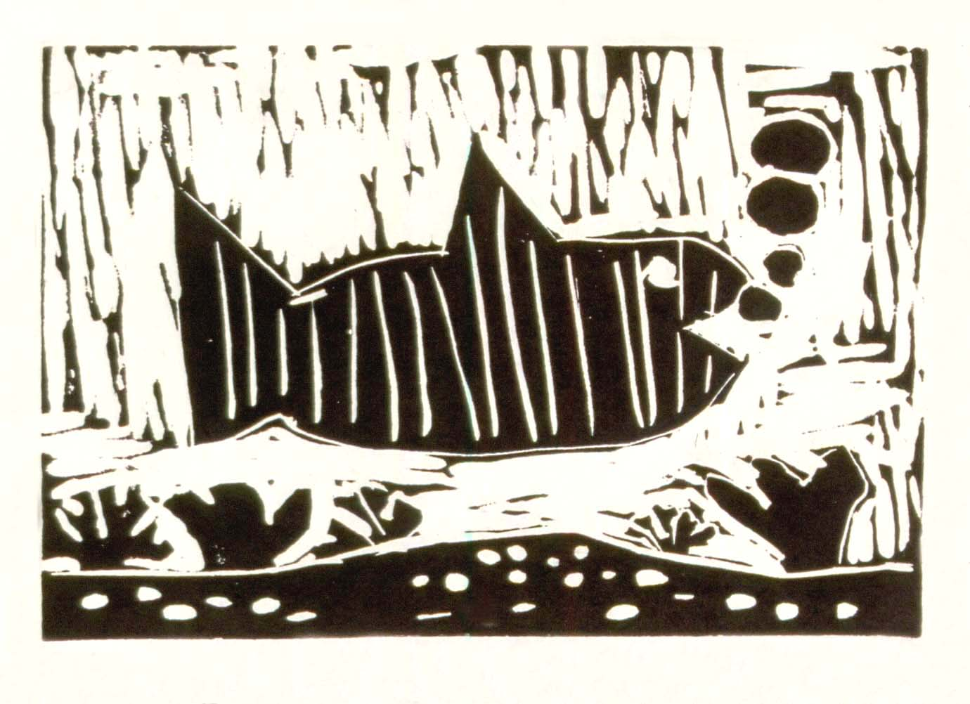 Art For Small Hands Printing Linocuts
