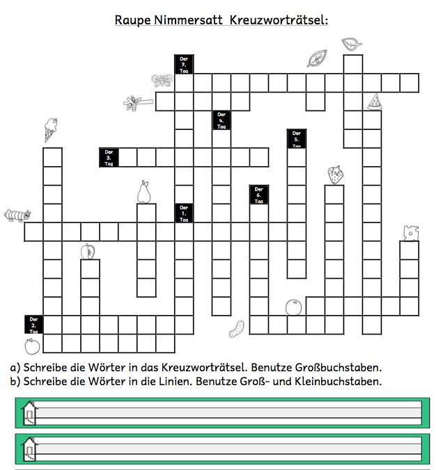 Arbeitsblätter Deutsch Klasse 5  Schulportal