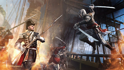 Assassin's Creed IV Black Flag Gold Edition-SKIDROW CRACK Free Download