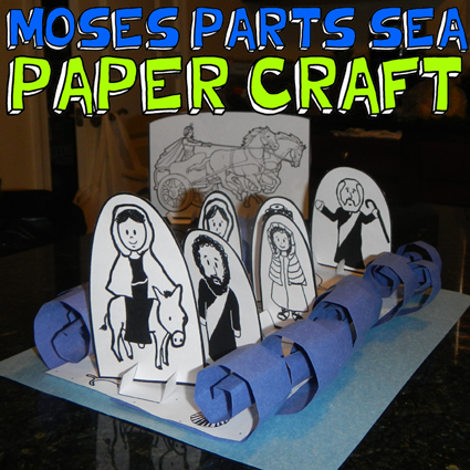 Moses Red Sea Craft