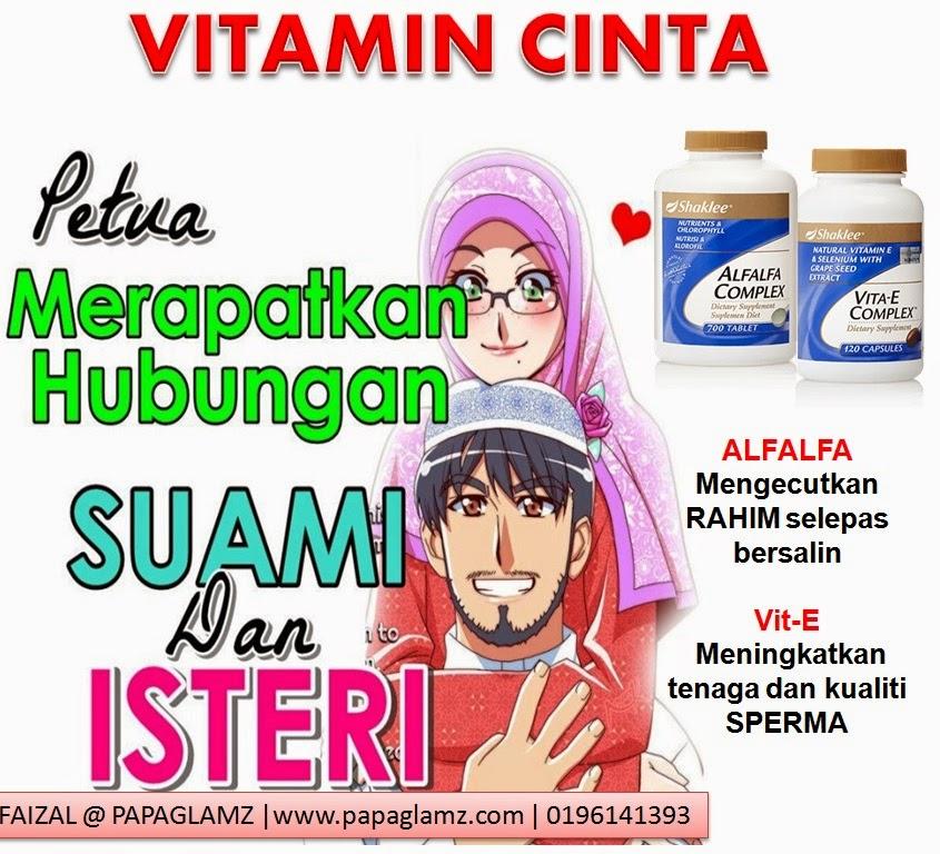 Vitamin Cinta suami isteri