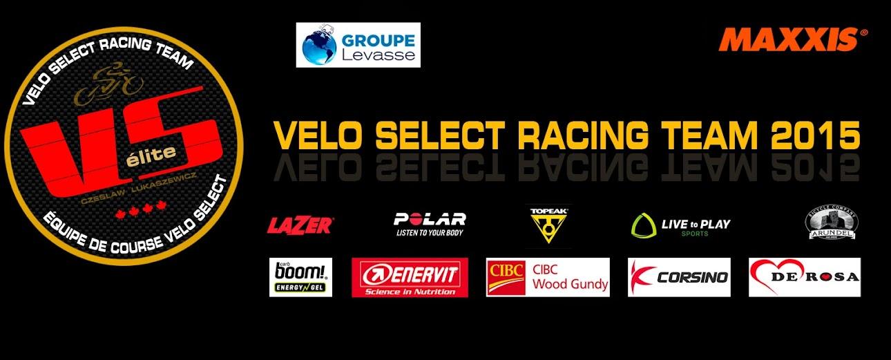VELOSELECT RACING TEAM  2015